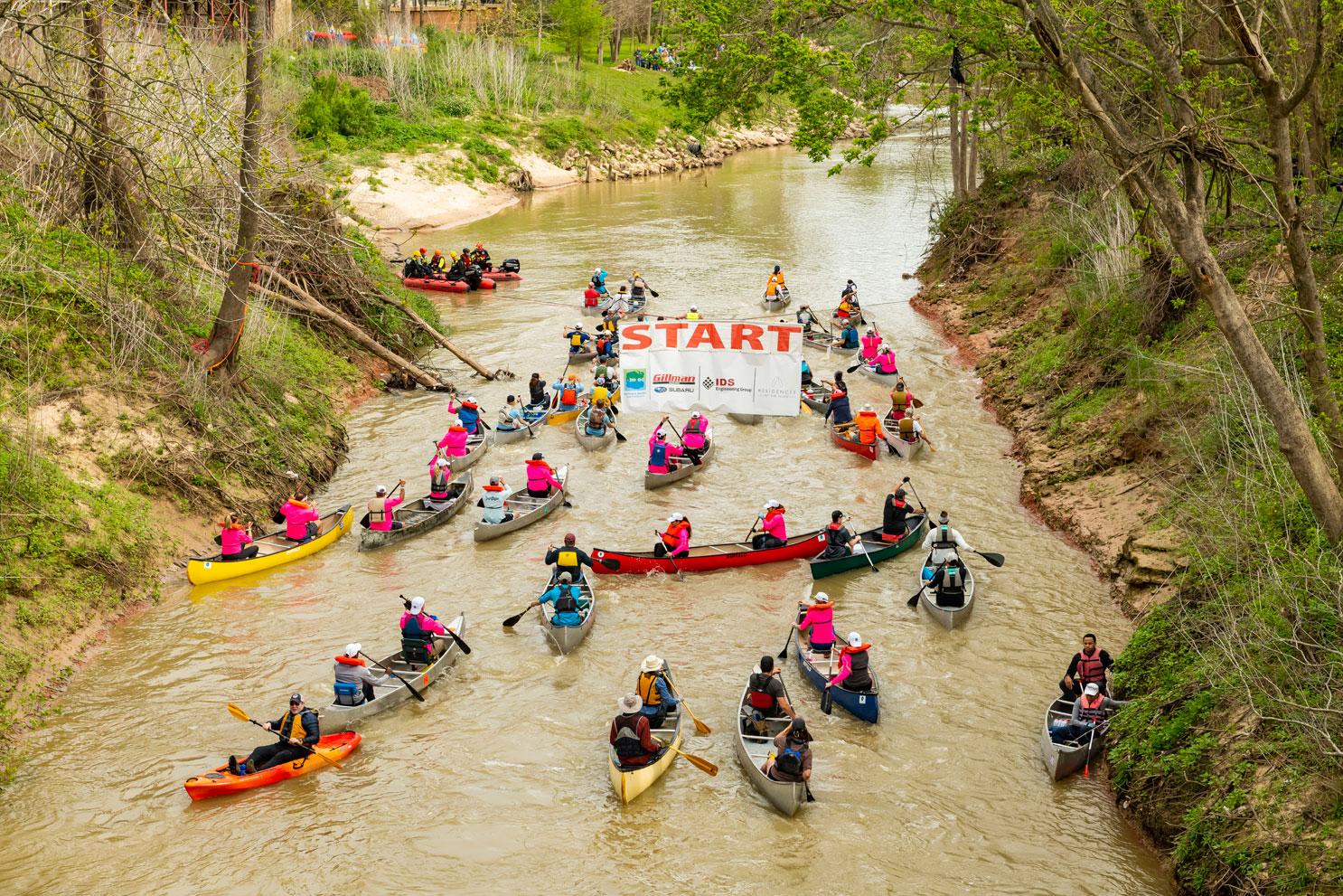 49th Annual Buffalo Bayou Partnership Regatta @ Allen's Landing | Houston | Texas | United States